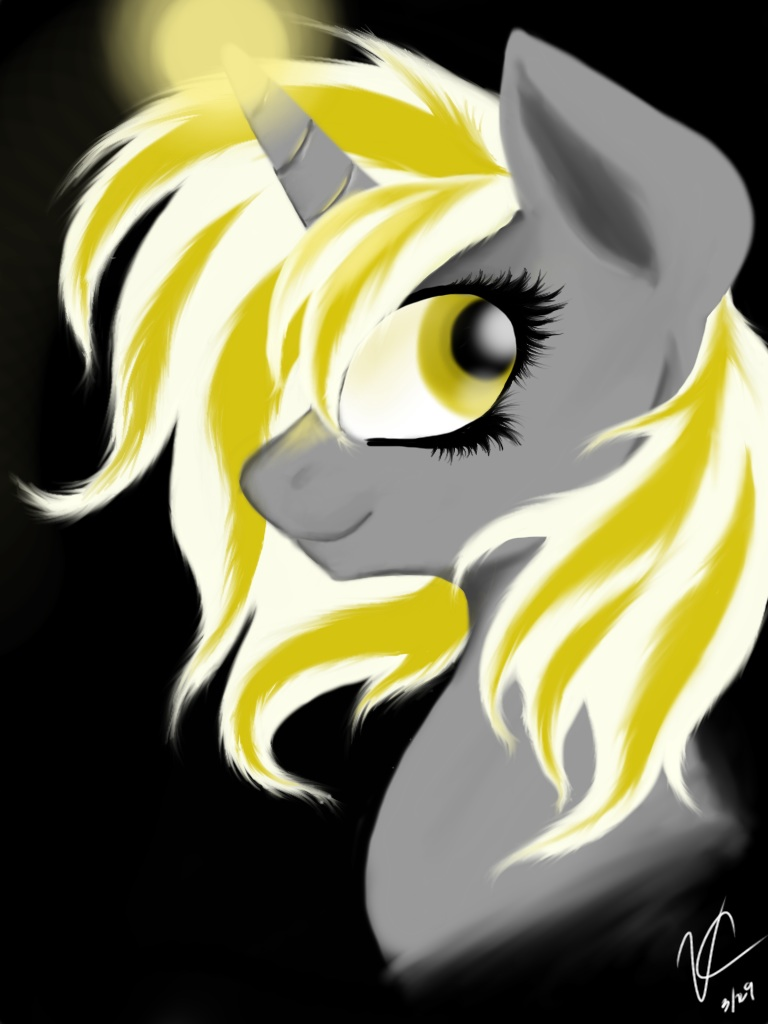 OC pony- a keeper by KaleidoscopeHeavens
