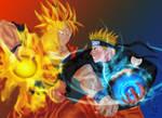 Son Goku vs. Naruto Uzumaki