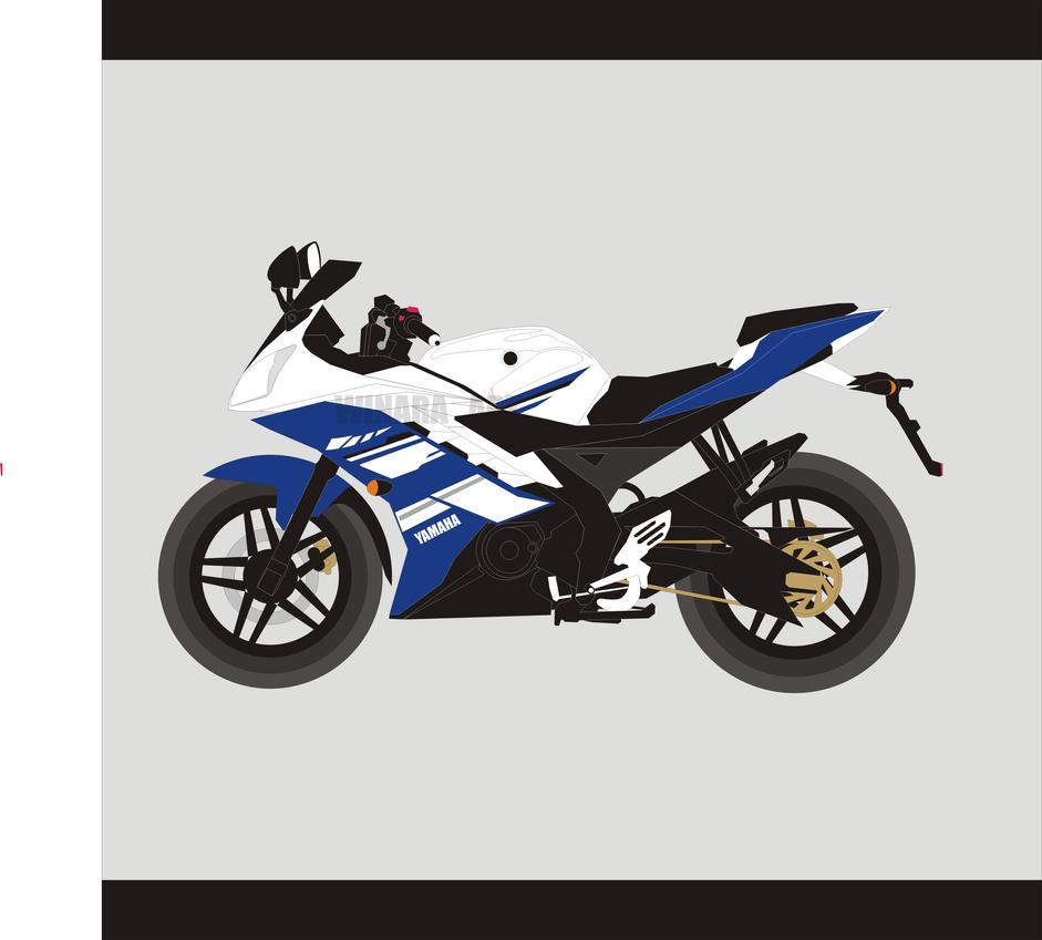 R15 Bike Wallpaper: Yamaha Yzf R15 V.02 Indonesia