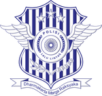 Logo Korps Lalu Lintas Polri 3d 2018