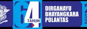 97. Konsep 01 Logo Hut Polantas 63 2019