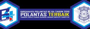97. Konsep 02 Logo Hut Polantas 63 2019