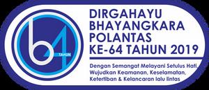 97. Konsep 04 Logo Hut Polantas 63 2019