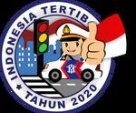 Logo Indoensia Tertib Berlalu Lintas