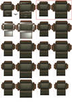 Imperial army storage CRATES 5
