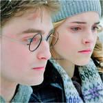 Harry . Hermione