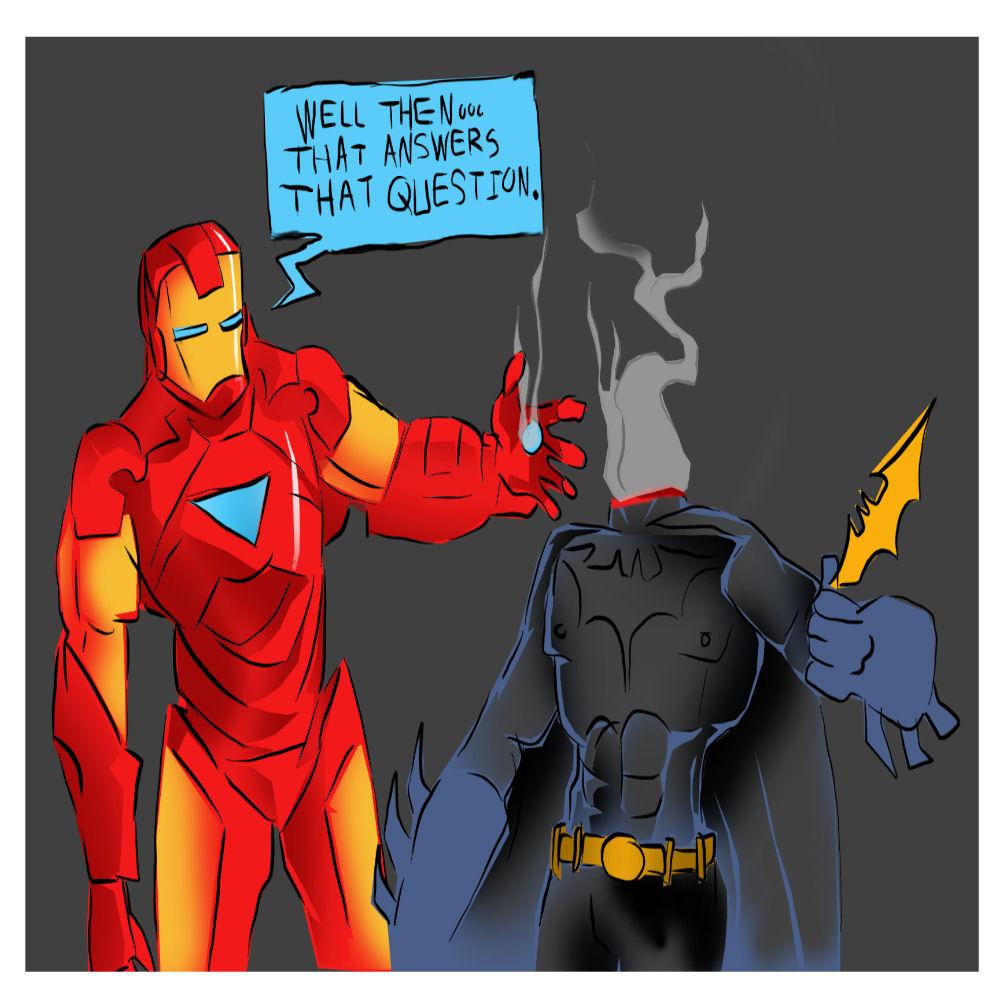 Batman Vs Ironman Money | www.pixshark.com - Images ...