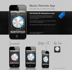 Music Remote App GUI