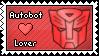 Autobot Lover Stamp