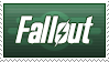 Fallout Stamp by DarthSuki