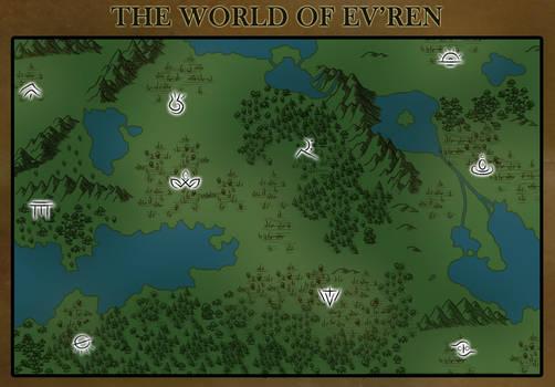 Ev'ren Map