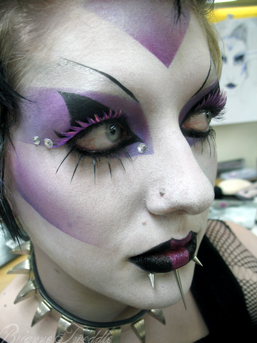 fantasy makeup looks. Fantasy Makeup Assignment by