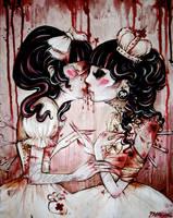 Gore Girls by Neumorin