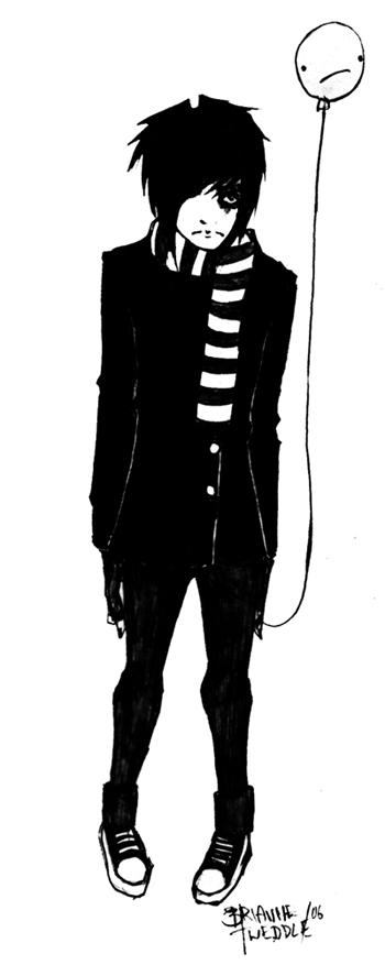 Sad German Boy by Neumorin - avatar (toplama in LEYL )