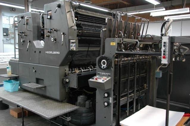 Bingung memilih Mesin Offset Printing atau Mesin D