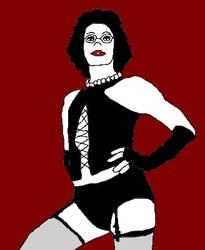 Just a sweet transvestite.. by Astor-Reinhardt