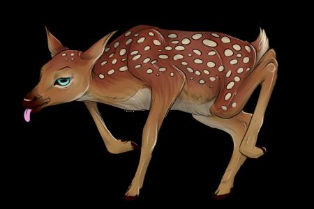 Swiggity Swooty Deer