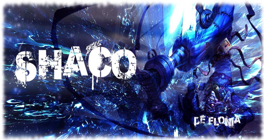 Shaco wallpaper by flonia on deviantart shaco wallpaper by flonia voltagebd Gallery