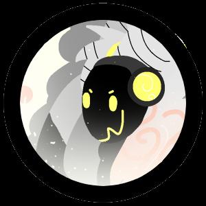 Yellow Protogen by bubblegumfun