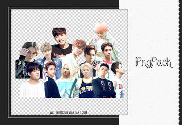 [stop share] Seventeen PNG  ByWeiting1122