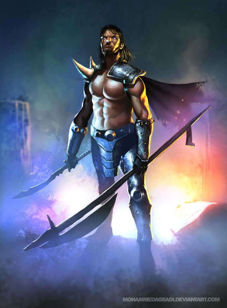 [Image: warrior_dude_doodle_by_mohammedagbadi-d6dv95v.jpg]