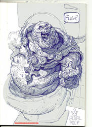 Sketchbook 45 by mohammedAgbadi