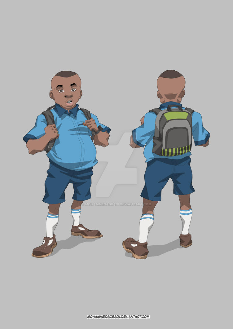 Character Design Little Boy : The igbo boy character design by mohammedagbadi on deviantart
