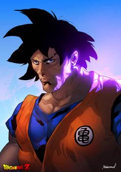 Goku colours