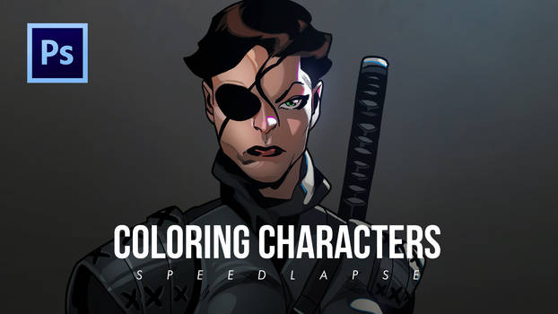 COLORING CHARACTERS