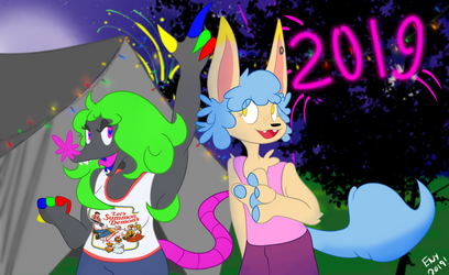 2019! by Bored-Tigecko