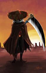 The Grim Reaper by YeraldReloaded