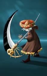 The Grim Reaper 2  by YeraldReloaded