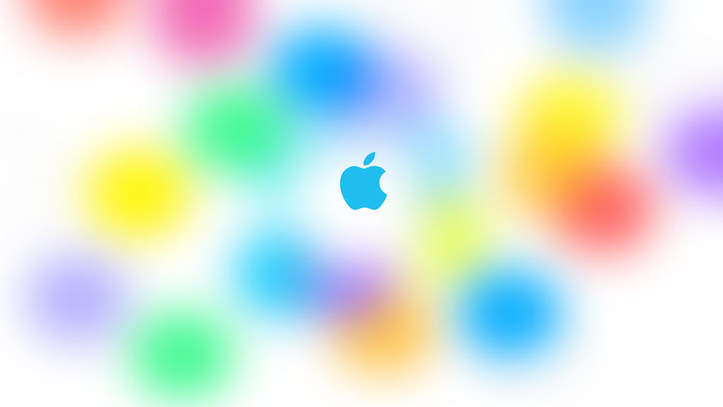 Wallpaper Bg Iphone 5c With Logo Apple By Ventheerawat On