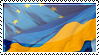 Ukraine is Europe by ND-Stamps