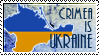 Crimea is Ukraine by ND-Stamps