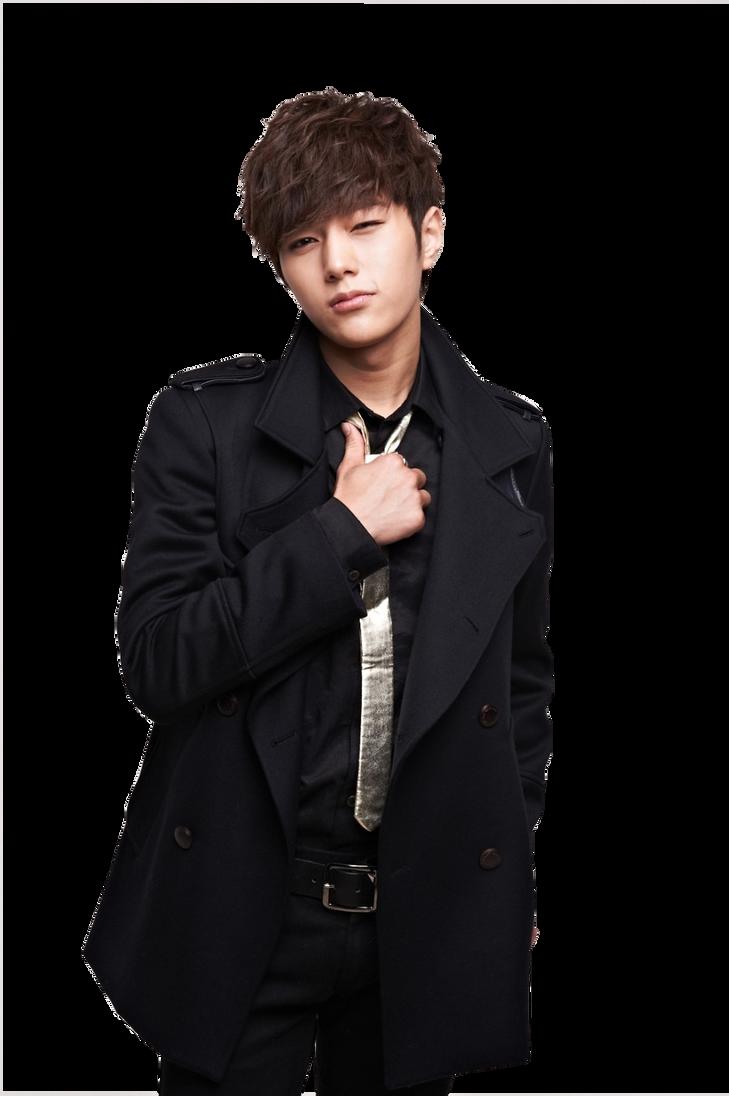 Infinite Myungsoo Render by kpopforever26