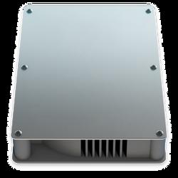 OSX Yosemite SSD Icon