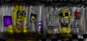Easter at Fazbear's fright (Collab)