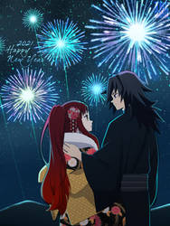 [KnY] Fireworks for two