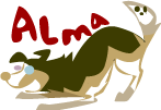 Alma Tag by Ruusho