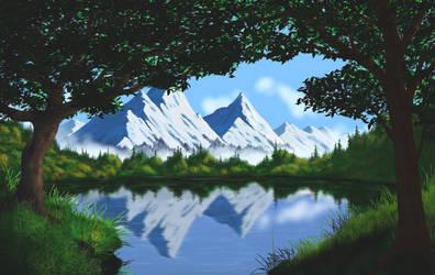 Mountain Lake 3-v3