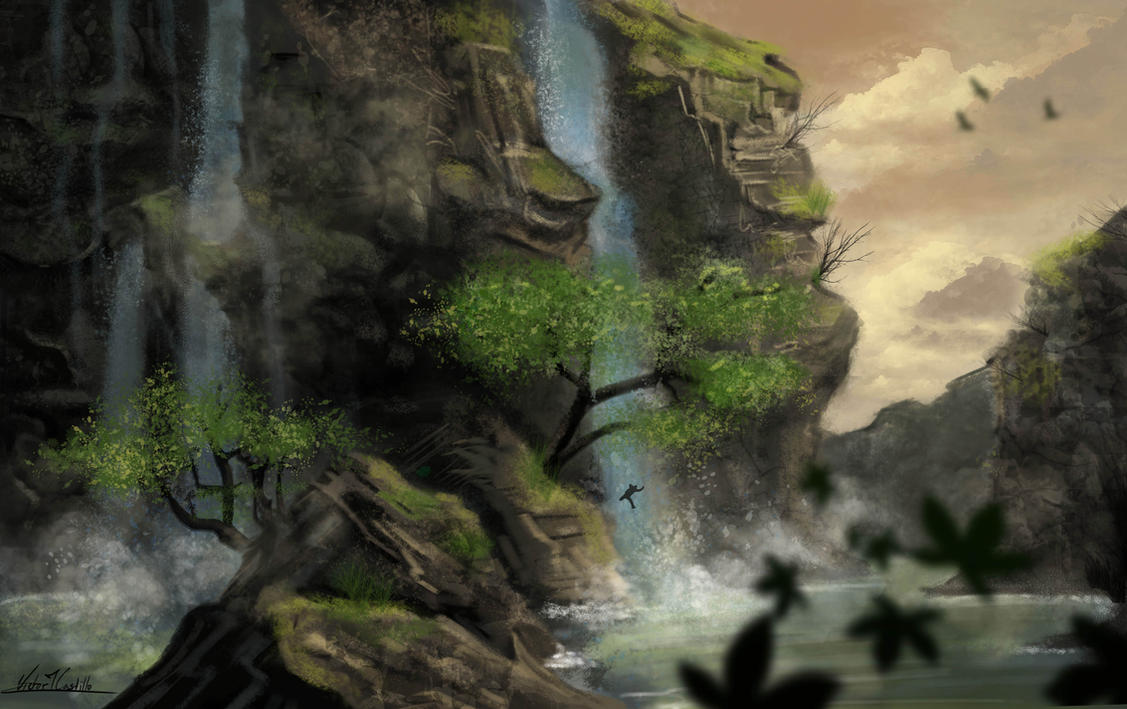 Landscape by One-Alucard