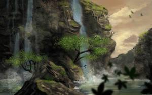 Landscape by AuraUnity