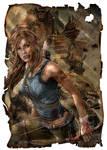 Lara Croft - A Warrior's Ascent