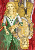 two sides of the same coin // ASOIAF / Lannisters by sunshiver