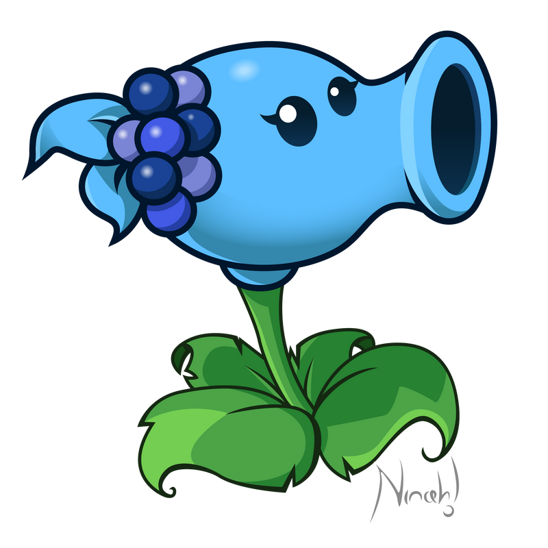 Blueberry-shooter request by nina06
