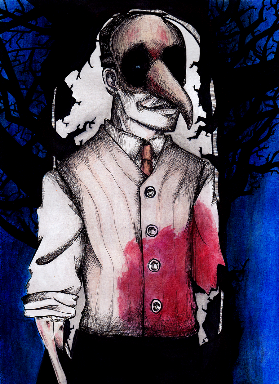 Plague Medic by Sabubu