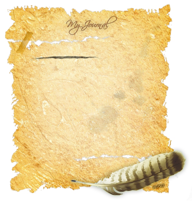Old journal background