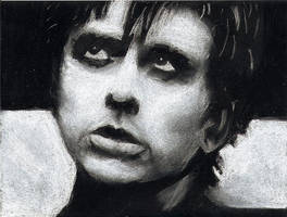 chalky Billie Joe Armstrong by Liliane542