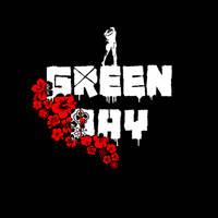 Green Day Shirt by Liliane542